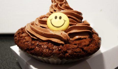 Schoko Cupcake mit Schokofrosting