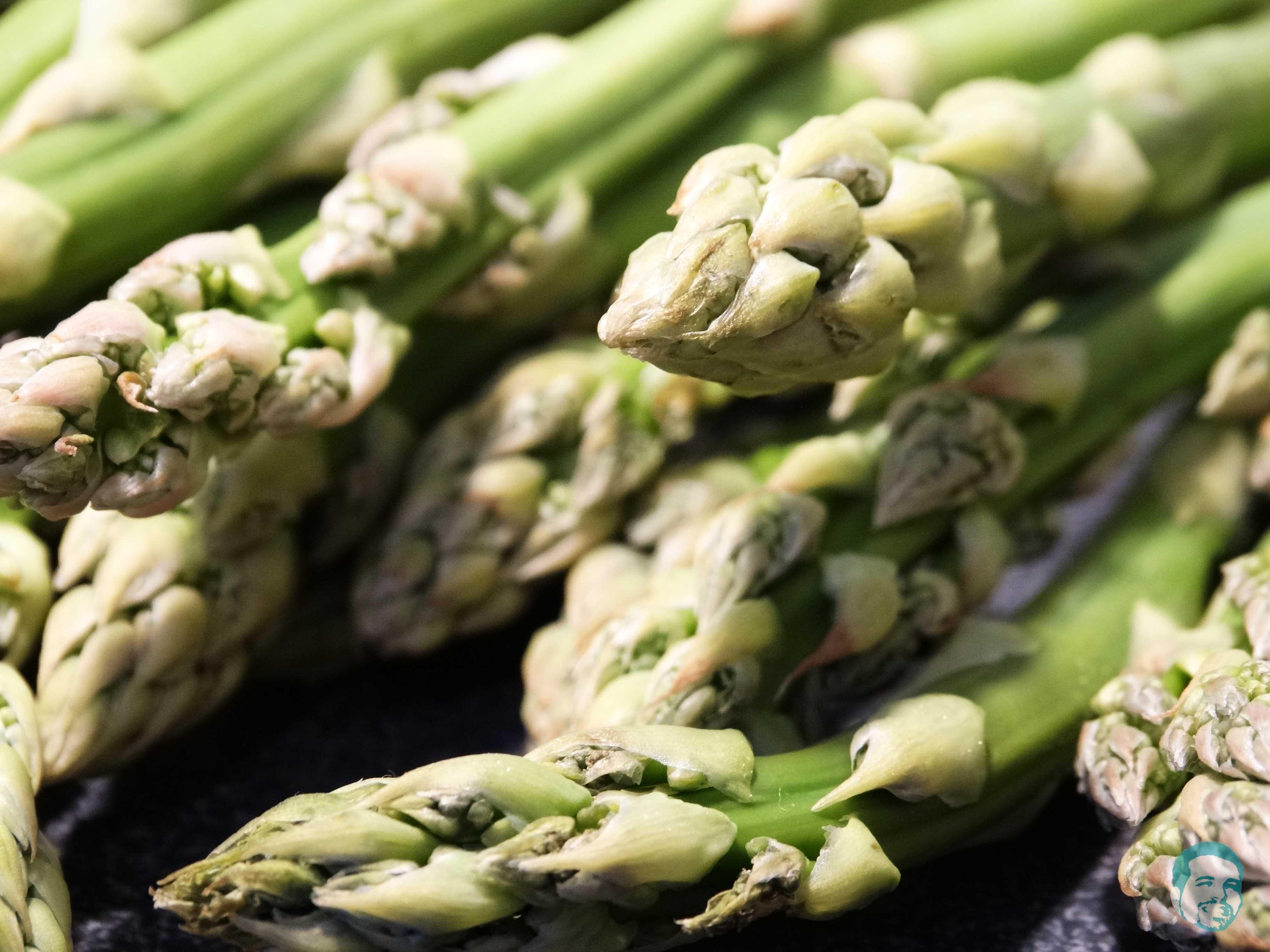 Spargel Cordon Bleu Spargelzeit Haunis Food Blog