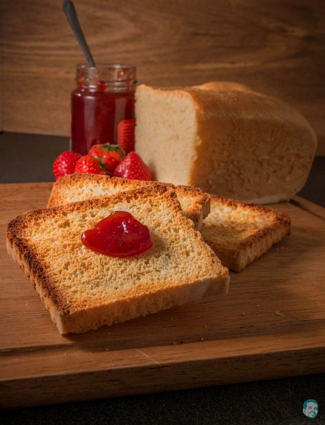 Toastbrot-selbstgemacht