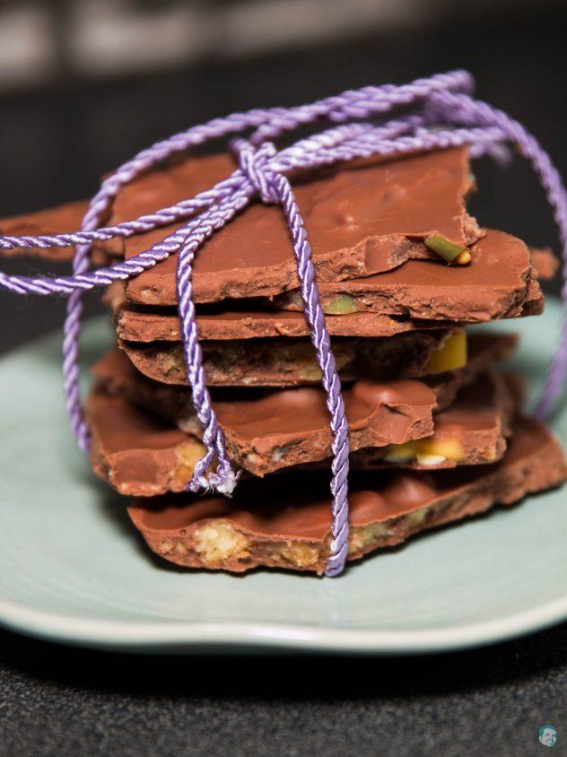 Schokolade-selbstgemach