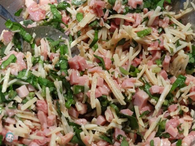 Empanada Bärlauch Mischung