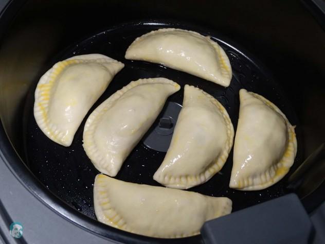Multifryer Empanadas