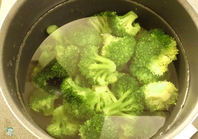 brokkoli-abschrecken