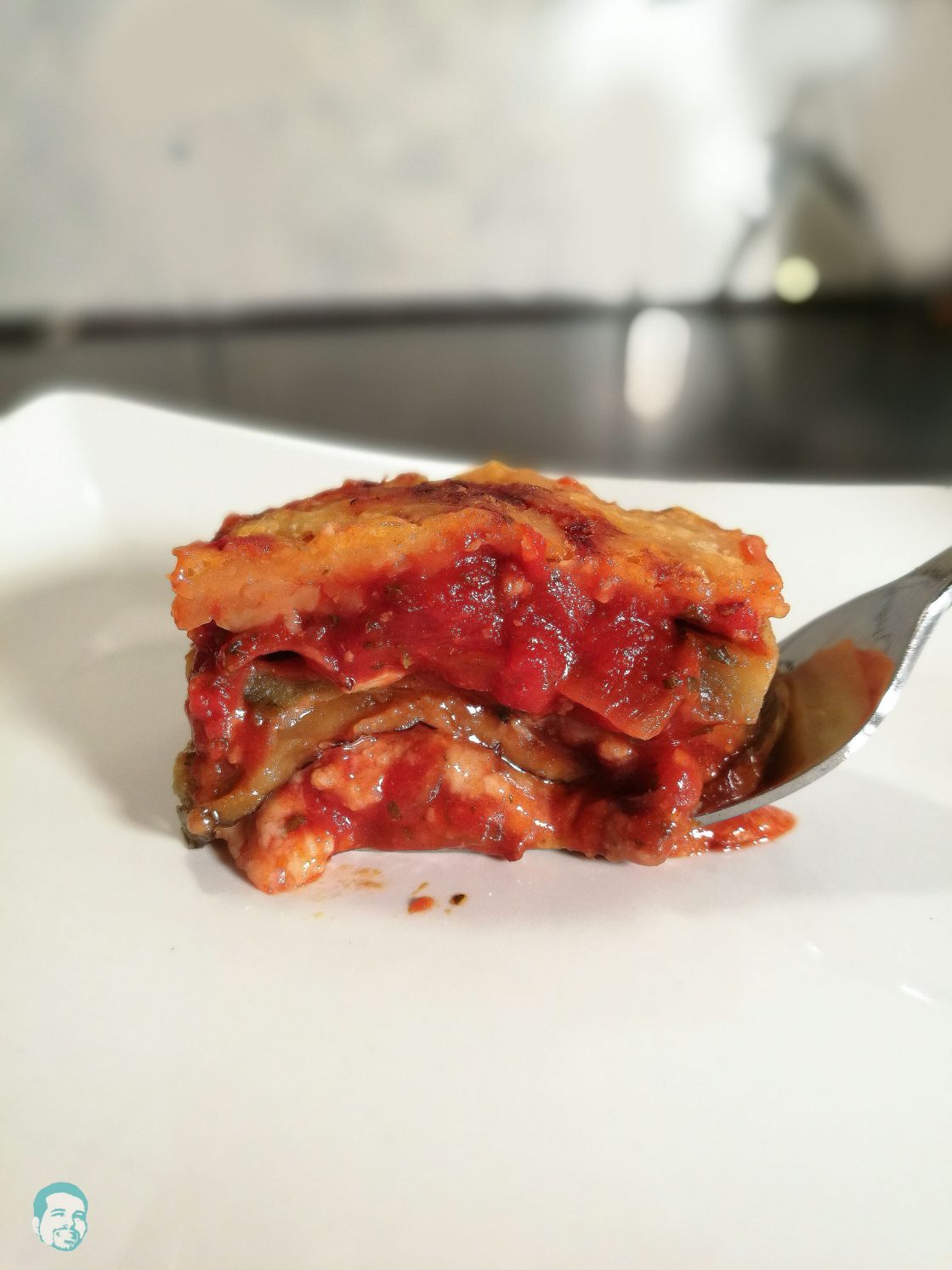Melanzani Lasagne