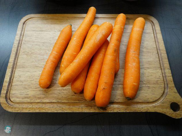 Kuerbis Kokossuppe Karotten