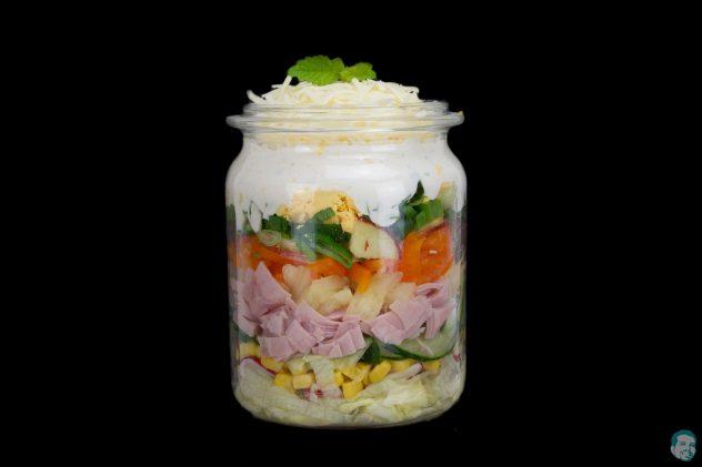 Schichtsalat 2 Go