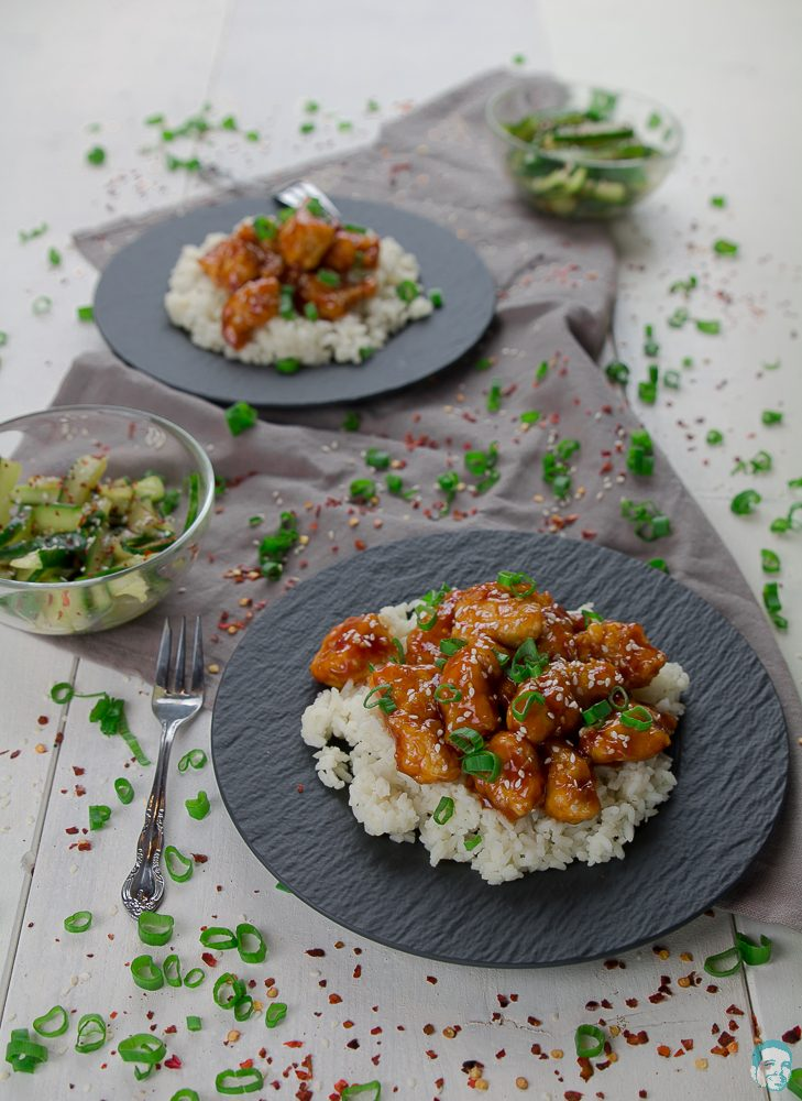 Crispy Sesam Chicken